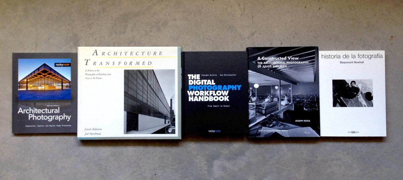 llibres de fotografia d'arquitectura